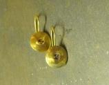 Ohrhänger 585 Gold mit rosa Turmalin